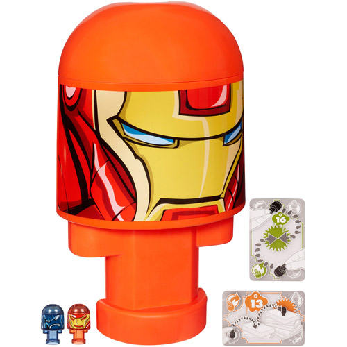 Bonkazonks Marvel Iron Man Headquarters Storage Case