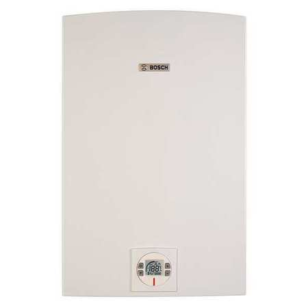 BOSCH Gas Tankless Water Heater,NG Gas Greentherm C 950 ES NG