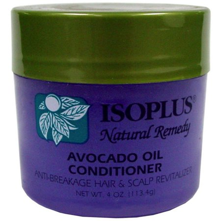 - Isoplus Natural Remedy Avocado Oil Contitioner, 4 oz (Pack of 2)