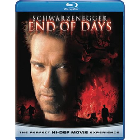 End Of Days (Blu-ray) - Buy Halloweentown Movies