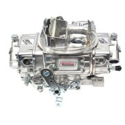 Quick Fuel Technology SL-750-VSF Slayer Series Carburetor; 750 cfm.; Vacuum Secondary; Electric Choke; All Aluminum Construction; Polished Finish; w/Ford Kick Down Lever;