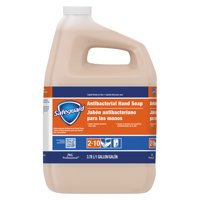 Safeguard Antibacterial Liquid Hand Soap, 1 gal Bottle, 2/Carton