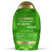 OGX Extra Strength Tea Tree Mint Shampoo 13oz