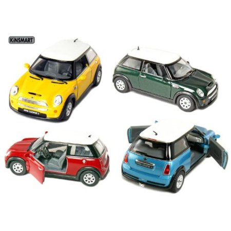 John Cooper Works Mini Cooper S (Set of 4: 5