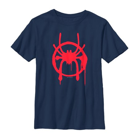 Marvel Clothes For Kids (Marvel Boys' Spider-Man: Into the Spider-Verse Symbol)