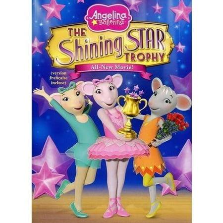 Angelina Ballerina Shining Star Trophy