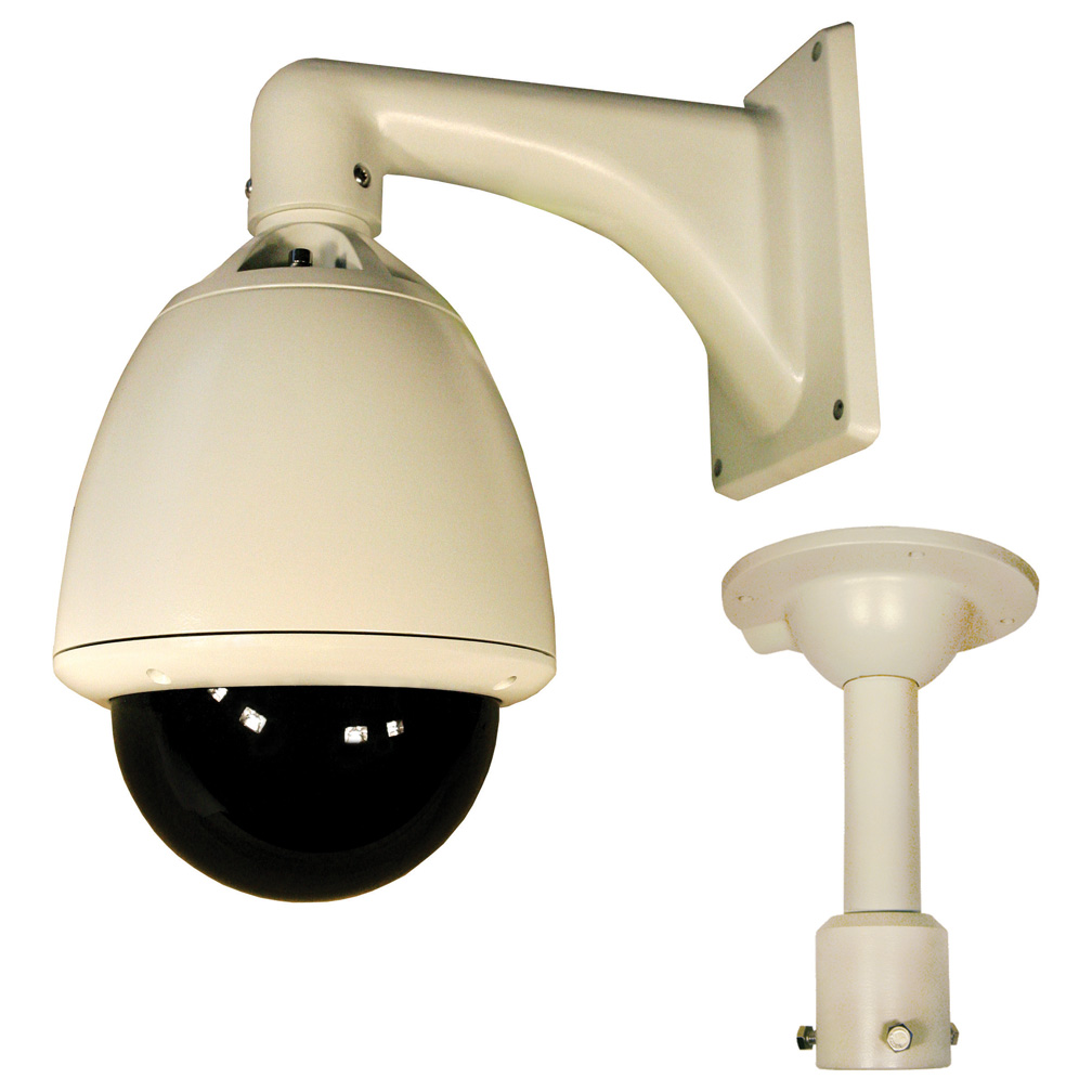SECURITY LABS SLC-177 PTZ Speed Dome Camera with 22x Optical Zoom