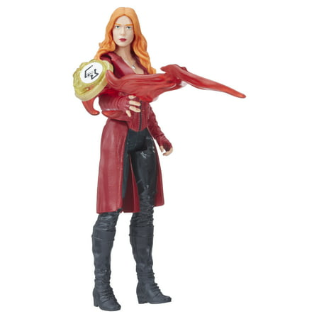 Marvel Avengers:Infinity War Scarlet Witch with Infinity Stone Figure ()