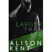 Larger Than Life - eBook