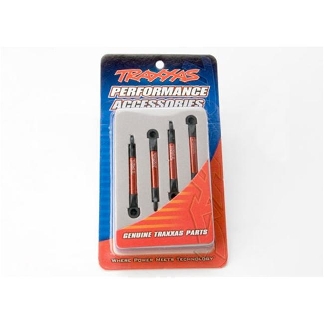 Traxxas TRA7018X Aluminum 1-16 Slash Push Rods - Red-Anodized