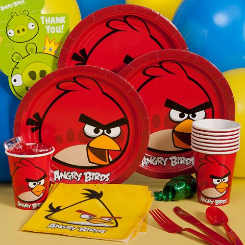 Angry Birds Basic Kit 'n Kaboodle