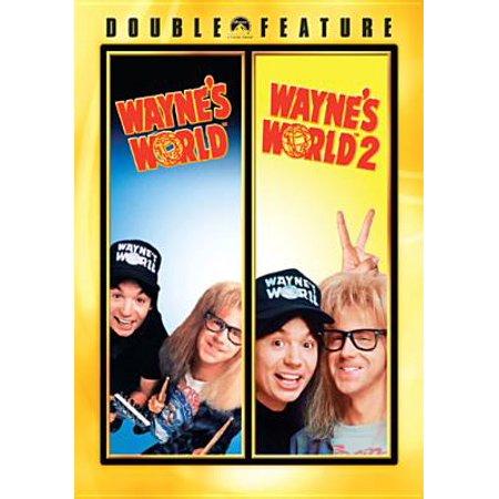 Wayne's World 1 & 2: The Complete Epic (DVD) - Wayne's World Girl Halloween Costumes