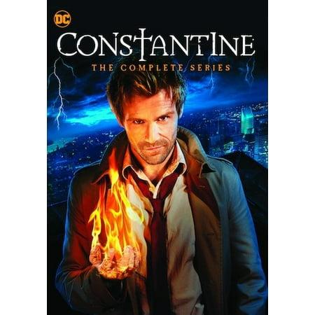 Constantine: The Complete Series (DVD) - image 1 de 1