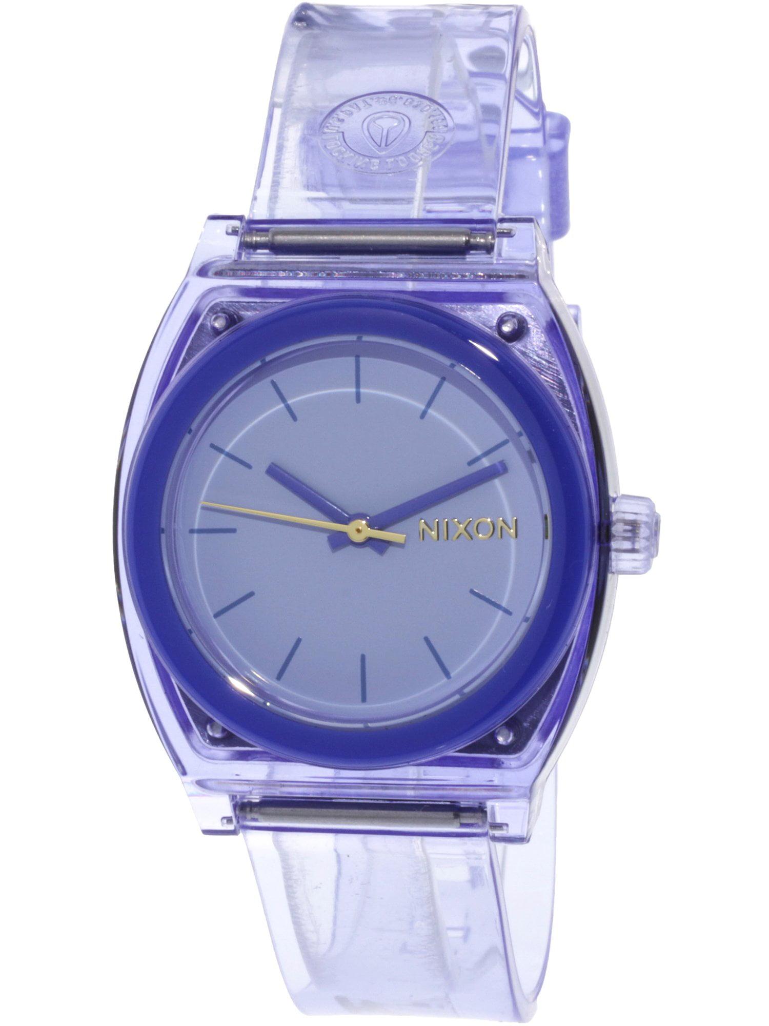 Time Teller A12152885 Blue Rubber Japanese Quartz Fashion Watch