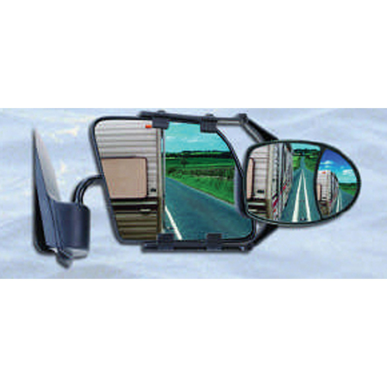 CIPA 11953 Clip-On Towing Mirror