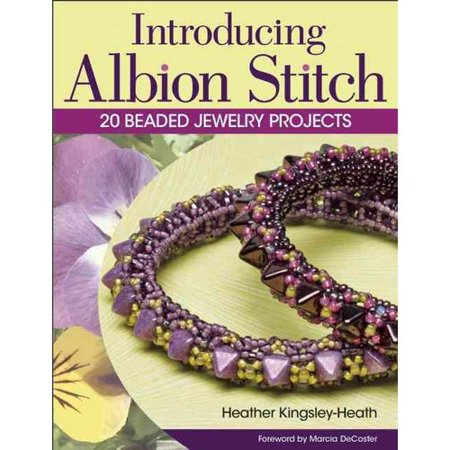 Introducing Albion Stitch  20 Beaded Jewelry Projects