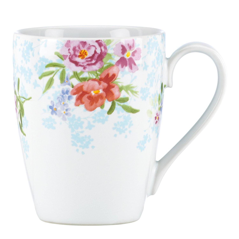 Gorham Kathy Ireland Home Spring Bouquet Mug