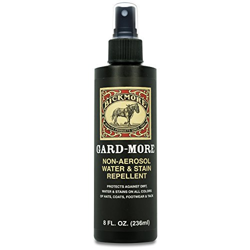 Bickmore Gard More Water Amp Stain Repellent 8oz Leather