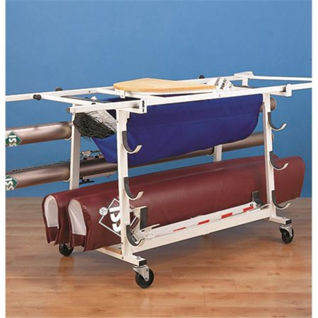 Goal Sporting Goods VBSC Volleyball Storage Cart