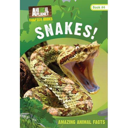 Snakes! (Animal Planet Chapter Books #4) - Dinosaur Animal Planet