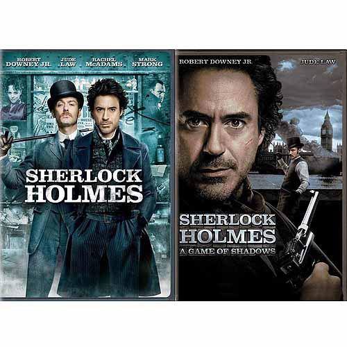 Warner Brothers Sherlock Holmes / Sherlock Ho Bd Df Ws