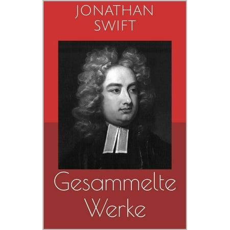 Gesammelte Werke (Vollständige und illustrierte Ausgaben: Gullivers Reisen, Irland, Die Bücherschlacht u.v.m.) - eBook (Euro Store Irland)