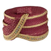 Dress Up America 943 Royal Hat