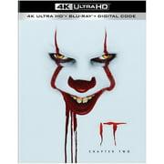It: Chapter Two (4K Ultra HD + Blu-ray + Digital Copy)