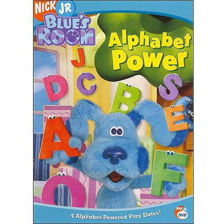 Blue's Clues: Blue's Room - Alphabet Power