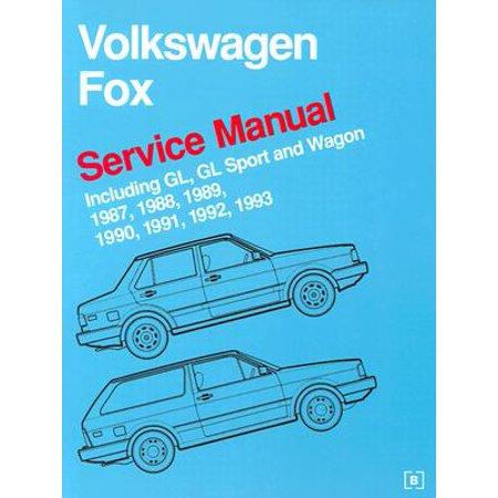 Amplifier Service Manual - Volkswagen Fox Service Manual : 1987-1993