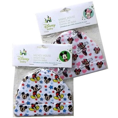 New 804601  Baby Cap Mickey Asst (12-Pack) Baby And Kids Cheap Wholesale Discount Bulk Apparel Baby And Kids 5