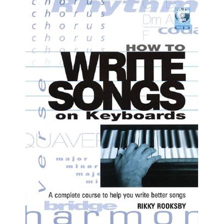 How to Write Songs on Keyboards : A Complete Course to Help You Write Better Songs](Halloween Songs Bette Midler)