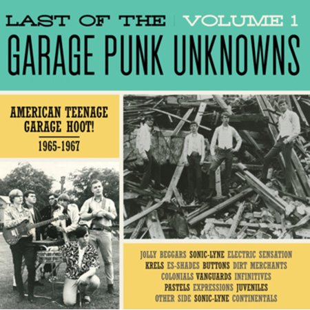 Last of the Garage Punk Unknowns 1 (Vinyl)
