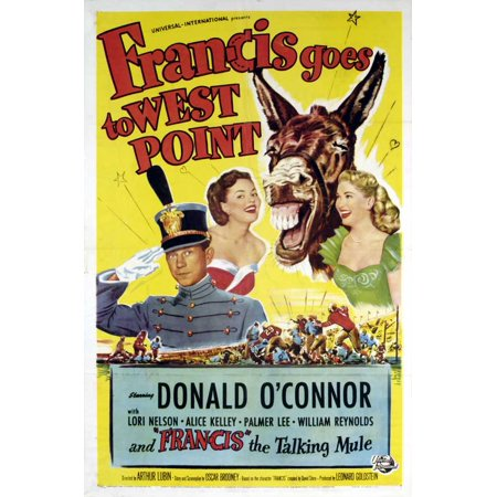 Halloween 1952 (Francis Goes to West Point (1952) 11x17 Movie)