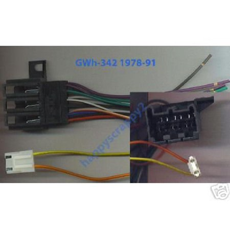 1989 chevy wiring harness 1989 chevy wiring diagram stereo wire harness chevy camaro 88 89 1988 1989 (car ...