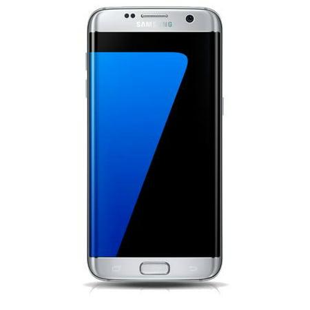 Samsung Galaxy S7 Edge 32GB   SM-G935 Silver (International Model) Unlocked GSM Mobile Phone by