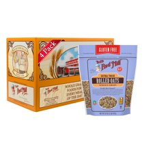 Bob's Red Mill Extra Thick Rolled Oats Gluten Free