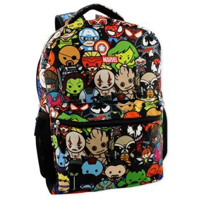 VANS x Marvel Characters Old Skool II Backpack NATUR