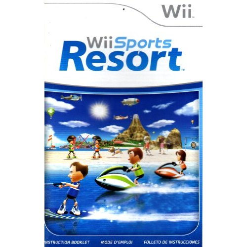 refurbished wii sports resort wii nintendo wii with manual and case rh walmart com Wii Console Repair Nintendo Wii