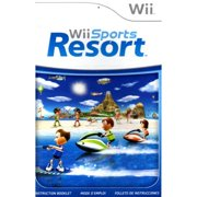 Refurbished Wii Sports Resort Wii Nintendo Wii With Manual And Case