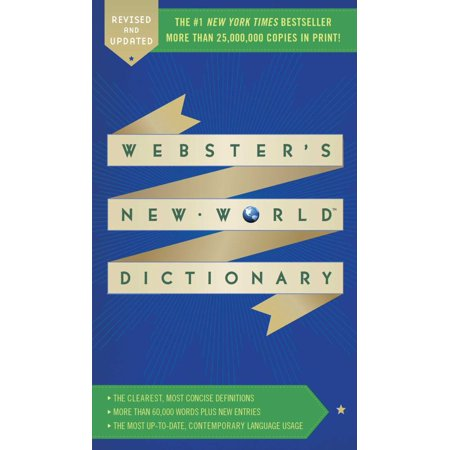 Websters New World Dictionary