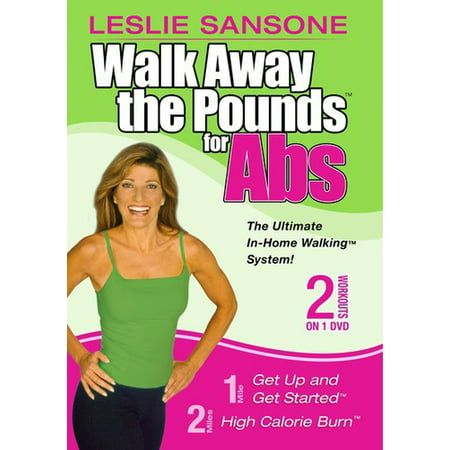 Walk Away the LBS for Abs: 2 in 1 ( (DVD))
