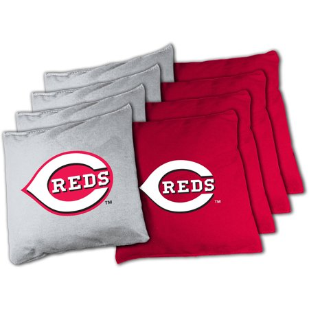 Wild Sports MLB Cincinnati Reds XL Bean Bag Set