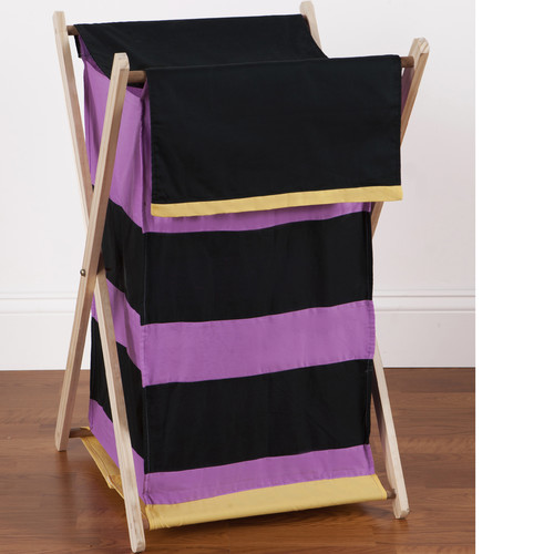 One Grace PLace Sassy Shaylee Laundry Hamper
