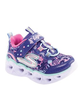 Girls' Light-Up Sneakers (Sizes 6 - 10)