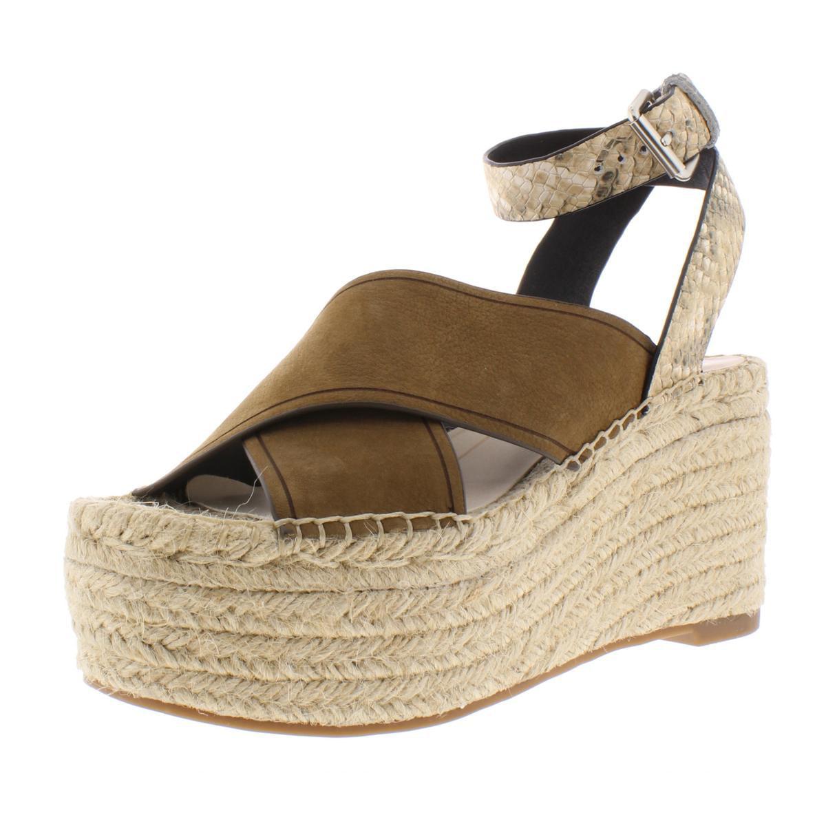 Choose Size//color Dolce Vita Women/'s Carsie Platform Espadrille Sand