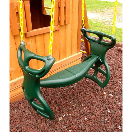 Eastern Jungle Gym Horse Glider Swing Seat