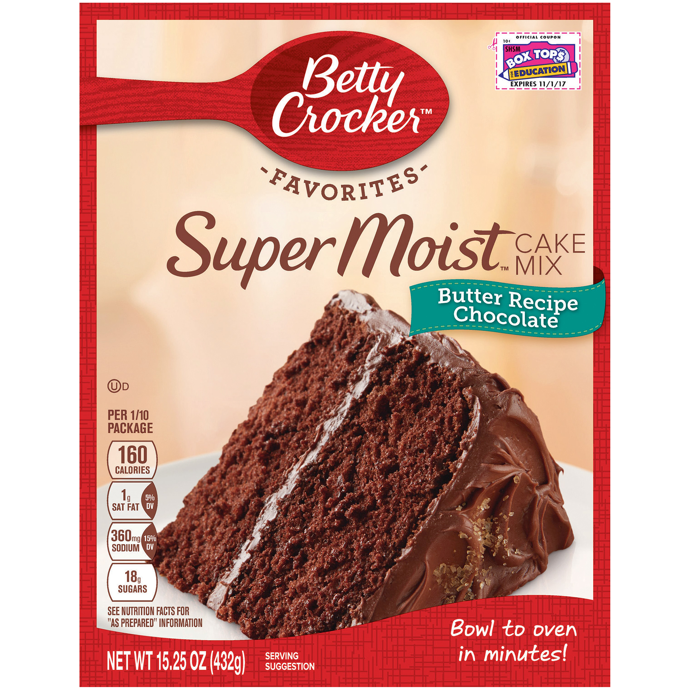 Super Moist Chocolate Cake Recipe Betty Crocker