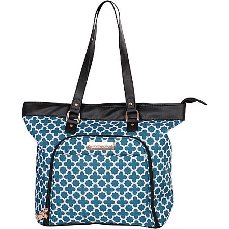 Jenni Chan Aria Broadway 18-inch Laptop and Tablet Tote Bag