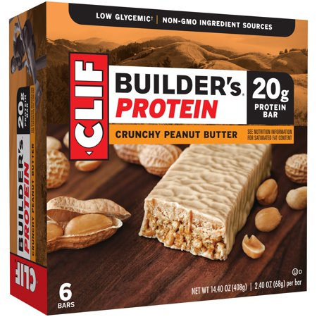 Clif Builder's® Crunchy Peanut er Protein Bar 6-2.4 oz. Bars ... on planters peanuts gifts, planters nuts products, planters mixed nuts, planters brittle nut medley, planters penuts, planters redskin peanuts, planters nuts and chocolate, planters big nut bar, planters brittle bar, planters cocktail peanuts, honey bar, planters honey roasted peanuts, planters dry roasted peanuts 6 oz, planters chipotle peanuts, planters salted caramel nut bar, planters nutmobile, planters candy, planters spanish peanuts, planters peanuts holiday pack, planters chocolate filled peanuts,